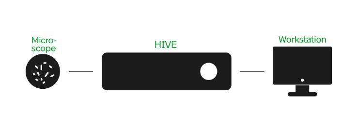 Acquifer HIVE configuration example 1
